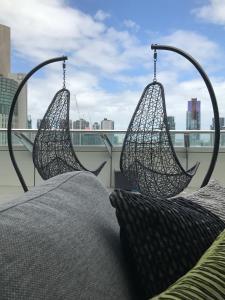 Aura on Flinders Serviced Apartments, Apartmanhotelek  Melbourne - big - 57