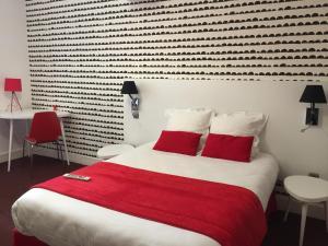 Location gîte, chambres d'hotes Hôtel Concorde dans le département Saône et Loire 71