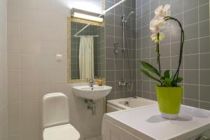 Pikk 49 Old Town Residence, Апартаменты/квартиры  Таллин - big - 37