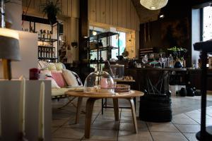 Aux Terrasses, Hotel  Tournus - big - 10