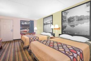 Super 8 by Wyndham Eufaula, Hotely  Eufaula - big - 29
