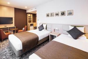 HOTEL MYSTAYS Fuji Onsen Resort, Hotely  Fudžijošida - big - 19