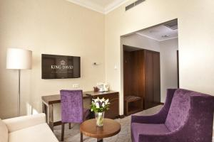 Kosher Hotel King David Prague