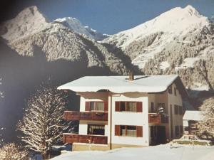 Ferienhaus Willi - Apartment - St Gallenkirch