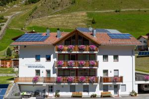 Residence Weisskugel Langtaufers Südtirol - Apartment - Melago