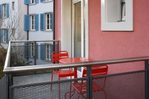 Swiss Star California, Aparthotely  Curych - big - 3