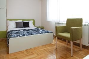 Luxury Studio - Vracar, Apartmanok  Belgrád - big - 7