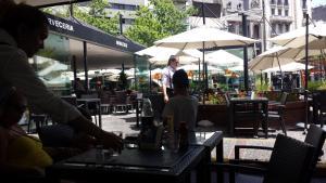Apartamento Avenida 18 Julio, Appartamenti  Montevideo - big - 4