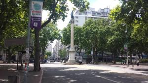 Apartamento Avenida 18 Julio, Appartamenti  Montevideo - big - 14