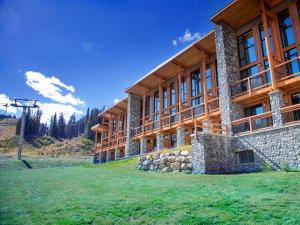 Accommodation in Sunshine Village-Banff