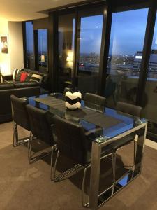 Aura on Flinders Serviced Apartments, Apartmanhotelek  Melbourne - big - 64