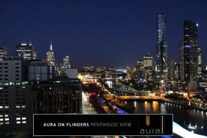 Aura on Flinders Serviced Apartments, Residence  Melbourne - big - 23