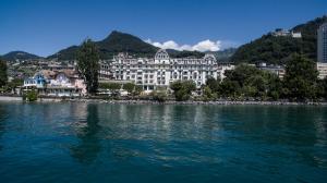 Villa Eden Palace Au Lac - Hotel - Montreux