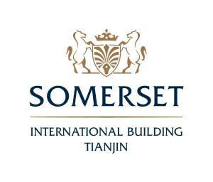 Somerset International Building Tianjin, Apartmánové hotely  Tiencin - big - 12