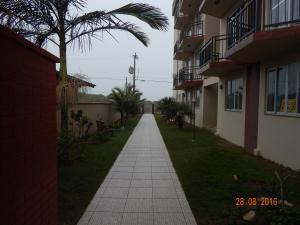 APARTAMENTO 3 ANDAR, FRENTE PARA O MAR, Ferienwohnungen  Ponta do Rei - big - 9