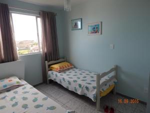 APARTAMENTO 3 ANDAR, FRENTE PARA O MAR, Ferienwohnungen  Ponta do Rei - big - 11