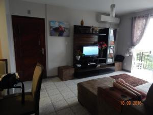 APARTAMENTO 3 ANDAR, FRENTE PARA O MAR, Ferienwohnungen  Ponta do Rei - big - 21