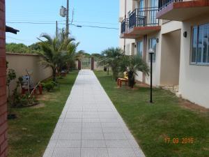 APARTAMENTO 3 ANDAR, FRENTE PARA O MAR, Ferienwohnungen  Ponta do Rei - big - 3