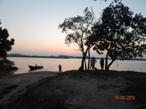 APARTAMENTO 3 ANDAR, FRENTE PARA O MAR, Ferienwohnungen  Ponta do Rei - big - 22