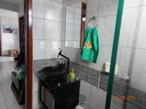 APARTAMENTO 3 ANDAR, FRENTE PARA O MAR, Ferienwohnungen  Ponta do Rei - big - 27