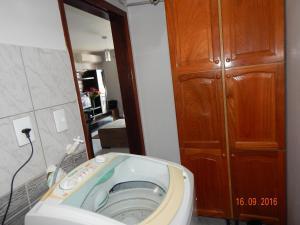 APARTAMENTO 3 ANDAR, FRENTE PARA O MAR, Ferienwohnungen  Ponta do Rei - big - 37