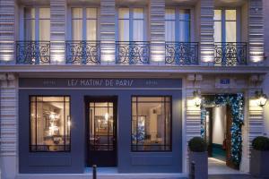 Hôtel Les Matins de Paris (25 of 52)
