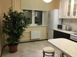 Apartment on Oboronnaya Street - Podmosh'ye