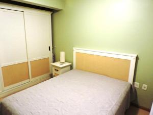 Apartamento 01 dormitório no Centro de Gramado, Апартаменты  Грамаду - big - 9