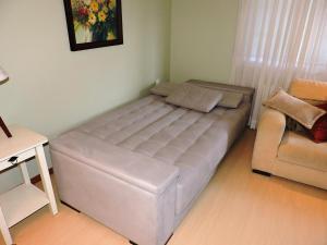 Apartamento 01 dormitório no Centro de Gramado, Апартаменты  Грамаду - big - 6