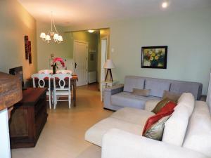 Apartamento 01 dormitório no Centro de Gramado, Апартаменты  Грамаду - big - 7