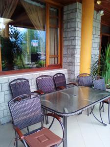 Hotel Aoos, Hotel  Konitsa - big - 32