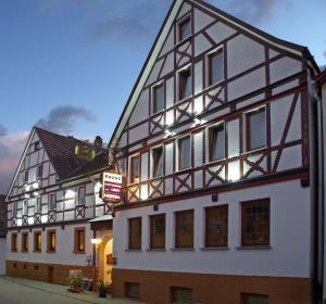 Hotel Krone - Creglingen