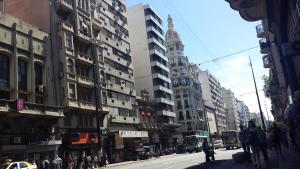 Apartamento Avenida 18 Julio, Appartamenti  Montevideo - big - 19