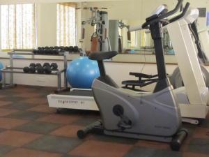 The International Centre Goa, Resorts  Panaji - big - 29