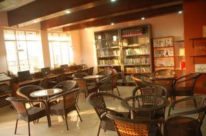 The International Centre Goa, Üdülőtelepek  Panadzsi - big - 35