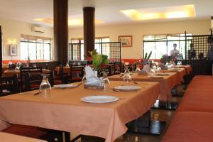 The International Centre Goa, Üdülőtelepek  Panadzsi - big - 37