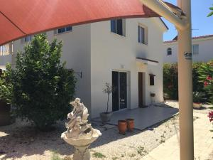 Sunset Villa11, Vily  Mandria - big - 23