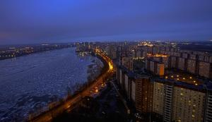 Apartment Aleksandr Nevsky - Novosaratovskaya Koloniya
