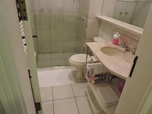 Apartamento 01 dormitório no Centro de Gramado, Апартаменты  Грамаду - big - 4