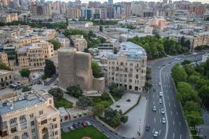 Neftiannikov Avenue Apartment, Апартаменты  Баку - big - 35