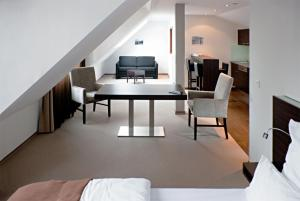 Boardinghouse Bielefeld, Apartmánové hotely  Bielefeld - big - 14