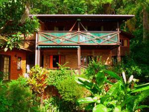 Charmosa Casa Rústica p/ Amantes da Natureza, entre a floresta e o mar., Prázdninové domy  Florianópolis - big - 1