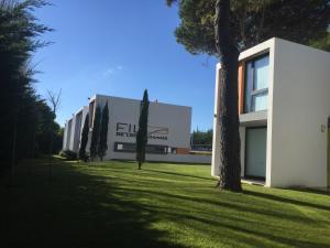 Filo De Los Medanos, Chaty  Villa Gesell - big - 55