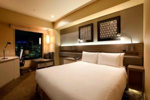 The Royal Park Hotel Tokyo Shiodome, Отели  Токио - big - 63