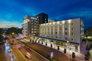 Hilton Podgorica Crna Gora - Theth
