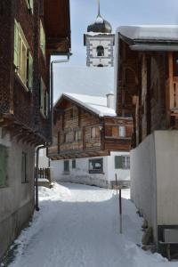 Hotel Alpina, Hotely  Lumbrein - big - 8