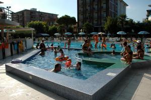 Hotel Beau Soleil, Hotels  Cesenatico - big - 38