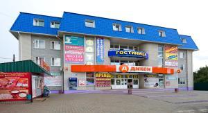 Гостиницы поселка Большое Руново