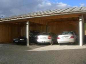 Haus Bergblick, Ferienwohnungen  Ehrwald - big - 29