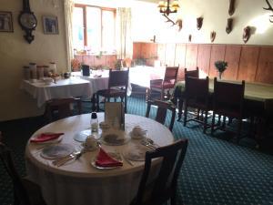 Coombe Farm, Отели типа «постель и завтрак»  Линтон - big - 7